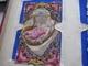 96 HOLY Cards,  Cartes Litho, Gravures, Relief, Mecanic, In Album 19th TOUTES Grandes Qualité - Impr. Bouasse Lebel E.a. - Santini