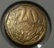 @Y@    Afrika   Tshipembe   20 Cent   2012    (3223) - Monnaies