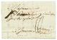 """60 1807 N°40 GRANDE ARMEE Rouge Sur Lettre Avec Texte De """"POS"""" (POSEN !) Pour La FRANCE. TB. - Unclassified"""