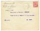 713 1913 NLLE CALEDONIE 10c Obl. PRt FRANCAIS WALLIS Sur Enveloppe Pour La FRANCE. Trés RARE. TB. - Non Classés