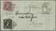 Br Italien - Altitalienische Staaten: Sardinien: 1851: First Emmission, 5 C Black From The Right Sheet - Sardegna