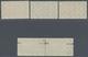 **/* Rumänien: 1930, Thronbesteigung Von König Karl II. Flugpostmarken Mit Aufdruck '8 IUNIE 1930' Komple - 1881-1918: Charles I