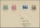 """Br Deutsches Reich - Weimar: 1031, 46 I Form Nr. FDC, Glasklar Gestempelt """"BERLIN C 1.11.31 P.R.A."""", Lu - Allemagne"""
