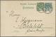 GA Deutsch-Ostafrika - Vorläufer: 3.10.1892, 5 Pfg. DR- Ganzsachenkarte Mit 5 Pfg. Als Zusatzfrankatur - Colonie: Afrique Orientale