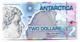 2007 Antarctica Two Dollar Certificate - Other - Oceania