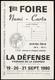 1ère Foire Numicarta 1980 / La Défense Paris / Carte CPC - Bourses & Salons De Collections