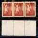 1818 TRIESTE B - 1948 - Trittico 1° Maggio (1/3) - Usato (120) - Unclassified