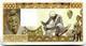 Billet De 1000 Francs,Afrique De L Ouest__cote D Ivoire - Côte D'Ivoire