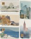 CARTA TELEFONICA  FRANCESE  F 126  128  139  198  241  - VILLE MUSICIENNE ( TUTTE NUOVE ) CON 50 UNITA - France