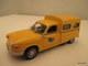 VOITURE Miniature 1/43 Em PANHARD  WL -  La Poste  PEINTURE D'ORIGINE Jaune Etat Proche Du Neuf - Toy Memorabilia