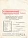 11583-CARTA ASSORBENTE PUBBLICITARIA MEDICINALI-LABORATORIO BIOCHIMICO-BOLOGNA - M