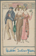 Nachlässe: Thematische Ansichtskarten: Vielseitige Partie Mit Gut 14.000 Alten Ansichtskarten. Entha - Timbres