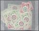** Belgien: 1959-1991: Bulk Lot, CEPT Stamps In Complete Sets. 1959: 800 Sets, 1960: 500 Sets, 1961: 50 - Belgio