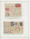Br Europa: 1920/1948, More Than 120 Different Items On Pages From All Over Europe, Great Britain, Franc - Sonstige - Europa
