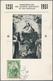 MK Europa: 1937-1982, Maximumkarten, Partie Mit Rund 165 Exemplaren, Dabei Viele Verschiedene Länder Un - Sonstige - Europa