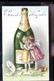 CHAMPAGNE  PUBLICITE   PROSIT NEUJAHR                 DDD - Ay En Champagne