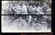 JERSEY       SUPERBE PHOTO CARTE ATTELAGE 1900               TRAIT ANTI COPIE - Jersey
