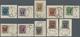 Brfst Mittellitauen: 1920: Aufdruckserie, Alle 10 Werte Farbfrisch Und Tadellos Auf Sehr Schönen Weißen Br - Lituanie
