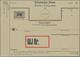 GA DDR - Ganzsachen: 1951, 50 Pf Sonder-Telegrammblatt Für Die III.Weltspiele Der Jugend, Links Oben Bl - [6] Democratic Republic