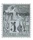 799 Congo N°1* - Französisch-Kongo (1891-1960)