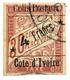 810 Cote D'Ivoire CP N°10 Obl. - Ivory Coast (1892-1944)