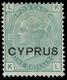 * Cyprus - Lot No.482 - Cyprus (...-1960)