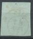 N°39 OLIVE FONCE CACHET A DATE. - 1870 Bordeaux Printing