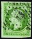 36 N°12 5c Vert TB Qualité:OBL Cote: 95 - Francia