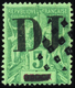 3360 N°1 5c Vert TB Qualité:OBL Cote: 200 - France (former Colonies & Protectorates)