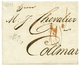 """33 NOM REVOLUTIONNAIRE - DEPT CONQUIS EUPEN : 1798 96 NEAU Texte Daté """"EUPEN"""". RARE. TB. - Postmark Collection (Covers)"""
