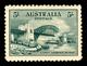 * Australia #132 VF Mint LH. - 1913-48 Kangaroos