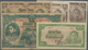 02483 Thailand: Government Of Thailand Set With 5 Banknotes Series ND(1942-45) With Portait Of King Rama V - Thailand