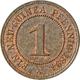 Deutsch-Neuguinea: 1 Neu-Guinea Pfennig 1894 A, Jaeger 702, Leichte Patina, Vorzüglich - Stempelglan - Nouvelle Guinée Allemande