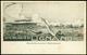 L LIGNANO SABBIADORO (Friuli) Cartolina Spedita Da Lignano A Gradisca In Data 24.7.1924 Col C.30 Michetti. - Italia