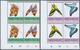 """11123 Thematik: Tiere-Schmetterlinge / Animals-butterflies: 1985, Saint Lucia. Complete Set """"Butterflies"""" - Papillons"""