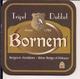 BORNEM 100 KM DODENTOCHT/TRIPEL DUBBEL - Beer Mats