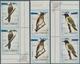 23943 St. Thomas Und Prinzeninsel - Sao Thome E Principe: 1998, Birds Three Different Values Incl. 12db. S - Sao Tome Et Principe