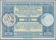 19340 Dt. Besetzung II WK - Böhmen Und Mähren - Ganzsachen: 1940, 3.35 K Internationaler Antwortschein, En - Occupation 1938-45