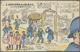 21211 Ansichtskarten: Motive / Thematics: MILITÄR / 1. WELTKRIEG, Frankreich Soldat 10-teiliges Puzzle, Al - Unclassified