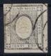 Italy  Sardegna Sa 19  Mi Nr 16 Double Embossing Obl./Gestempelt/used - Sardaigne