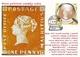Czech Rep. / My Own Stamps (2018) The World Of Philately (CM) Cartes Maxima (complete Set - 25 Pcs.) - Briefmarken Auf Briefmarken