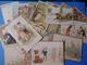 + DE 570  CHROMOS / LIEBIG & MARQUES CONNUES/ AFFAIRE EXCEPTIONNELLE / COTE IMPORTANTE / MAJ. TB - Sammelbilderalben & Katalogue