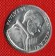 CITTA' DEL VATICANO 5 LIRE 1968 KM# 102 PAVLVS VI PONT. MAX. A. VI - Vaticano (Ciudad Del)