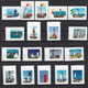 LIGHTHOUSES, FARO, FANAL, LEUCHTTURM, PHARE MNH Stamps LIMITED! ONLY 2 Collection Available! ONLY HERE! Canada 2014-18 - Lighthouses