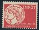 * SPECIALITES PHARMACEUTIQUES N°1a - Sans Val. Faciale - TB - Revenue Stamps