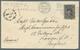 00506 Neufundland - Flugpost: 1927 May 20: THE PINEDO & PRETE FLIGHT - Envelope With 1927 60c Black Tied B - Newfoundland