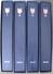 LOT R1595 - COLLECTION De FRANCE (AUCUNE CHARNIERE) En 4 ALBUMS De 245 Pages - ENORME COTE : 15000,00 € Environ - Verzamelingen