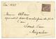 """910 1887 COLONIES GENERALES 25c Obl. ST PIERRE ET MIQUELON Sur Lettre Avec Texte Daté """"POINTE-A-PITRE GUADELOUPE"""" Pour S - St.Pierre & Miquelon"""