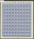 1095 C.E.F : Lot 3 Full Sheets Of 100 Copy (1/2d, 1d, 2d) + 2 Half Sheet Of 2d. Vvf. - Colony: Cameroun