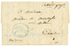 1167 SARDINIA - CAVALINI : 1819 25c(n°2) On Entire Letter From TORINO To CASAL. RARE. Superb. - Italien